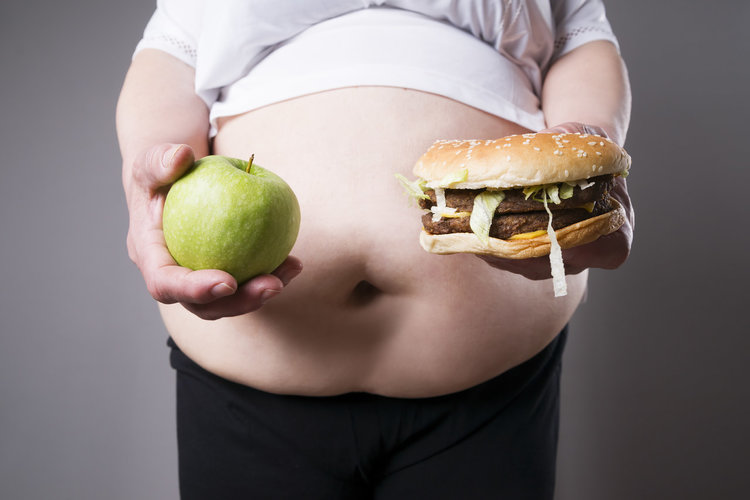 一胖就胖肚子?原因有3个,多数人属于最后